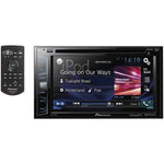"Pioneer  AVH X390BS 6.2"" Double DIN In Dash DVD Receiver with Bluetooth(R) & SiriusXM(R) Ready"