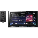 "Pioneer  AVH X490BS 7"" Double DIN In Dash DVD Receiver with Bluetooth(R) & SiriusXM(R) Ready"