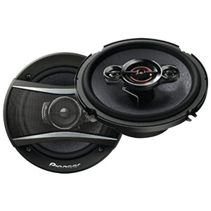 "Pioneer  TS A1676R A Series 6.5"" 320 Watt 3 Way Speakers"
