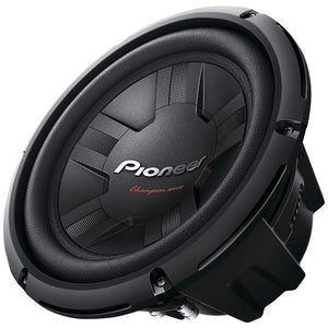"Pioneer  TS W261S4 Champion Series 10"" 1,200 Watt 4ohm Subwoofer (Single Voice Coil)"