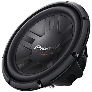 "Pioneer  TS W311D4 Champion Series 12"" 1,400 Watt Subwoofer (Dual voice coil)"