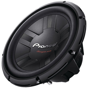 "Pioneer  TS W311S4 Champion Series 12"" 1,400 Watt Subwoofer (Single Voice Coil)"