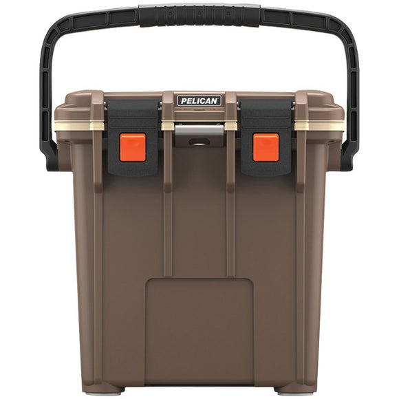 Pelican(tm) Pelican(TM) 20Q 2 BRNTAN 20 Quart Elite Cooler (Brown Tan)