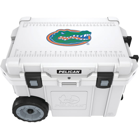 Pelican(tm) Pelican(TM) CC 19325 45QWT 45 Quart University of Florida Gators(R) Elite Wheeled Cooler