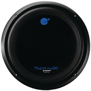 "Planet Audio(r) Planet Audio(R) AC15D ANARCHY Series Dual Voice Coil Subwoofer (15"", 2,100 Watts max)"