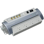 Panamax M8-AV 8-Outlet MAX M8-AV Surge Protector with Satellite, CAT-5 & Telephone Protection