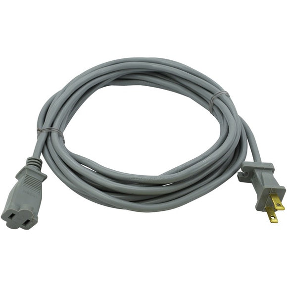 16-2 SVT Vacuum Cleaner Extension Cord, 18 Feet