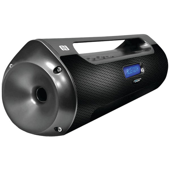 Pyle Pro(r) PBMSPG50 Street Vibe Portable Bluetooth(R) Boom Box Speaker System with NFC
