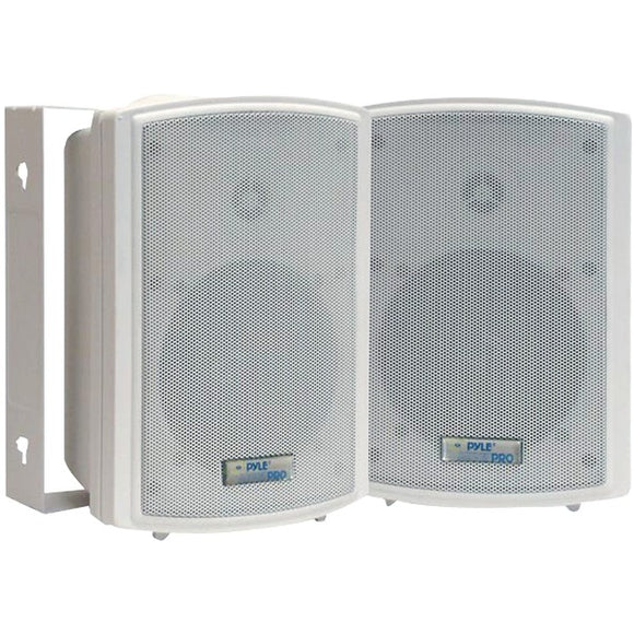 Pyle Pyle PDWR53 Indoor Outdoor Waterproof On Wall Speakers (5.25