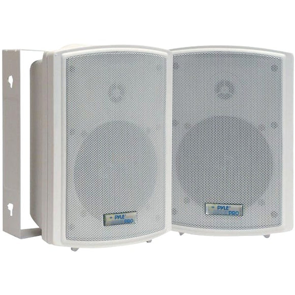 Pyle Pyle PDWR63 Indoor Outdoor Waterproof On Wall Speakers (6.5