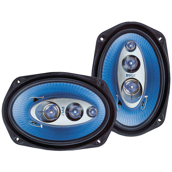 Pyle Pyle PL6984BL Blue Label Speakers (6