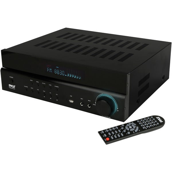 Pyle Home(r) Pyle Home(R) PT684BT Bluetooth(R) Home Theater 5.1 Channel Amp & AM FM Receiver