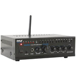 Pyle Home Pyle Home PTAUWIFI46 Compact Wi Fi Stereo Amp Receiver
