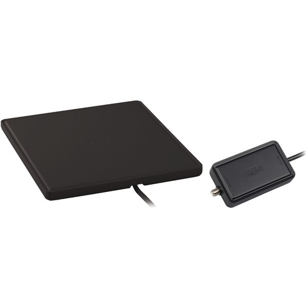 Rca RCA ANT1450B E Multidirectional Amplified Indoor Flat HDTV Antenna