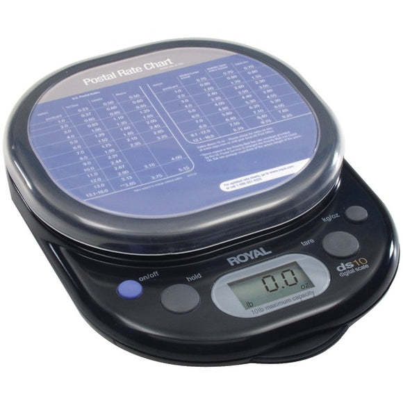 Royal 17014C DS-10 Postal Scale