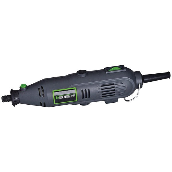 Genesis GRT2103-40 Variable Speed Rotary Tool with 40-Piece Accessory Set