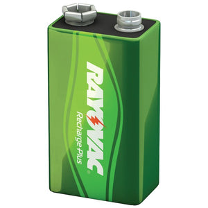 Rayovac(r) RAYOVAC(R) PL1604 1 GENB Ready to Use NiMH Rechargeable Batteries (9V; 200mAh, Single)