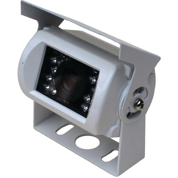 RoadGear RC100W RC100 Bracket-Mount Universal Pro-Grade Camera (White)