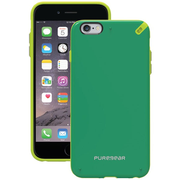 Puregear(r) PureGear(R) 98944VRP Slim Shell Case for iPhone(R) 6 Plus 6s Plus (Citrus Mint)