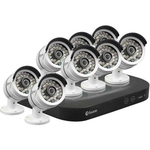 Swann SWDVK-847508-US 8-Channel 1080p DVR with 8 PRO-T858 Cameras