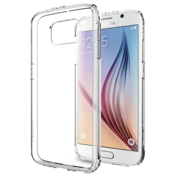 Spigen(R) SGP11440 Ultra Hybrid(R) Case for Samsung(R) Galaxy S(R) 6 (Crystal Clear)