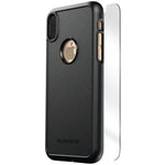 SaharaCase D-A-IX-BK dBulk Series Protective Kit for iPhone(R) X (Black)