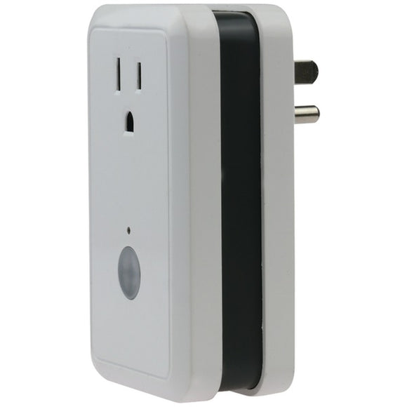 Simple Home XWS7-1001-WHT Wi-Fi Wall Plug