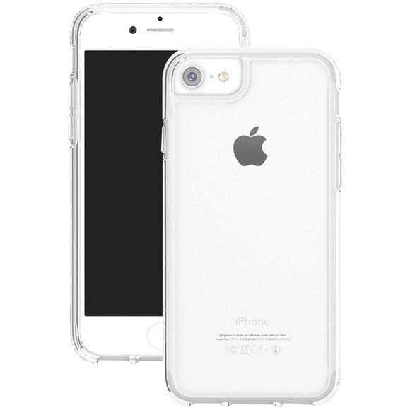 SKECH SK29-CRY-CLR Crystal Case for iPhone 8-7-6s (Clear)