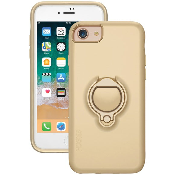 SKECH SK29-VTX-CHP Vortex Case for iPhone 8-7-6s (Champagne)