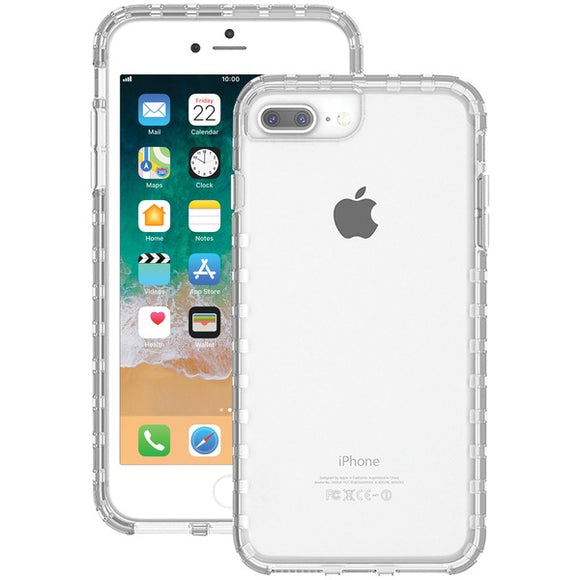 SKECH SK39-ECO-CLR Echo Case for iPhone 8-7-6s Plus (Clear)