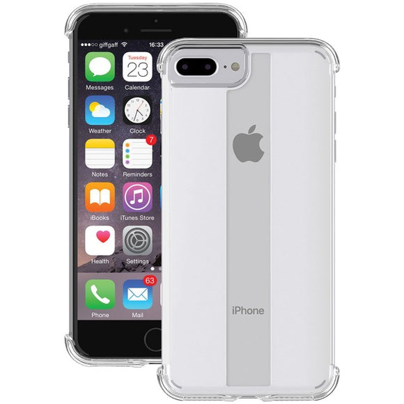 SKECH SK39-STK-CLR Stark Case for iPhone 8-7-6s Plus (Clear)