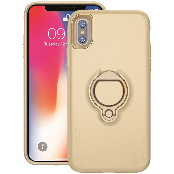 SKECH SK39-VTX-CHP Vortex Case for iPhone 8-7-6s Plus (Champagne)