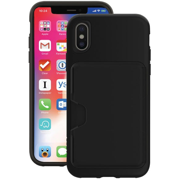 SKECH SK41-CHE-BLK Cache Case for iPhone X (Black)