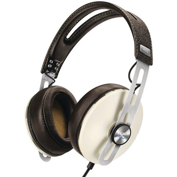 Sennheiser 507394 HD 1 Over-Ear Wired Stereo Headphones for iOS (Ivory)