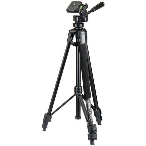 Sunpak(R) 620-585 5858D Photo-Video Tripod