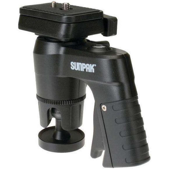 Sunpak(R) 620-CPG Compact Pistol Grip Ball Head