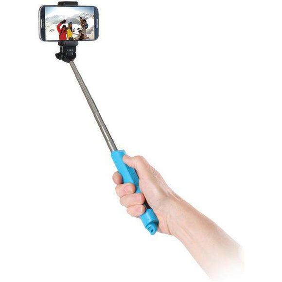 Sunpak(R) SP-BTSW-BK SelfieWand(TM) Mount (with Bluetooth(R) & Zoom )