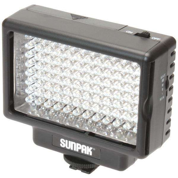Sunpak(R) VL-LED-96 96-LED Videolight