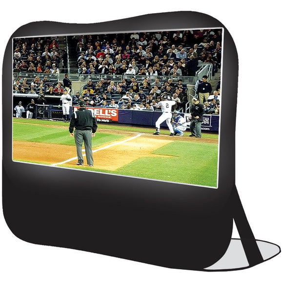 Sima(R) XL-84POP Pop-up Projection Screen (84
