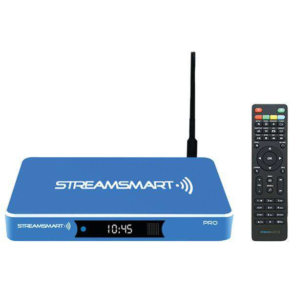StreamSmart SSPRO StreamSmart Pro Streaming Box