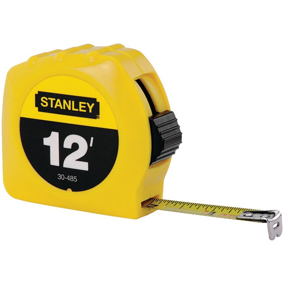 STANLEY 30-485 Tape Measure (12ft)