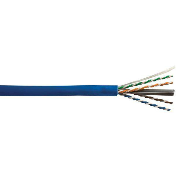 Vericom MBW6A-04378 CAT-6A U-UTP CMR Cable, 1,000ft