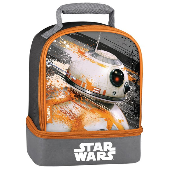 Dual Compartment Lunch Kit, Star Wars(R) Episode VII BB-8(R)