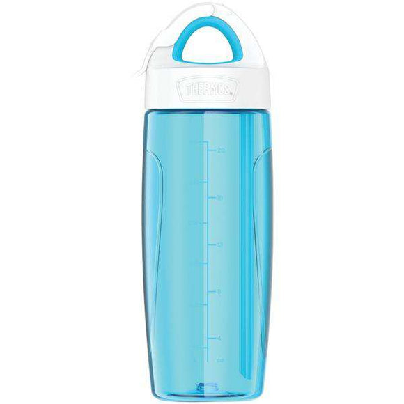 Thermos(R) TP4706TL6 Eastman Tritan(TM) Sport Bottle with Covered Straw, 24oz (Blue)