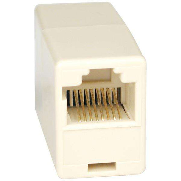 Tripp Lite(R) N033-001 Telephone Straight-Through Modular In-Line Coupler