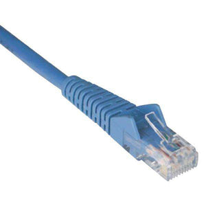 Tripp Lite(R) N201-050-BL CAT-6 Gigabit Snagless Molded Patch Cable (50ft)