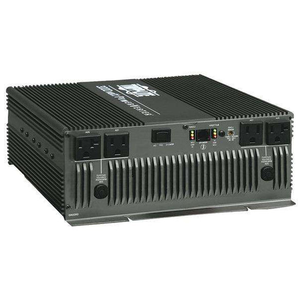 Tripp Lite PV3000HF 3,000-Watt-Continuous PowerVerter Compact Inverter for Trucks