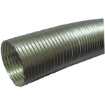 "Deflecto(r) Deflecto(R) A058 5 Semi Rigid Flexible Aluminum Duct (5"" dia x 8ft)"