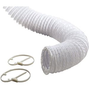 Vinyl Vent Duct Kit (8ft)
