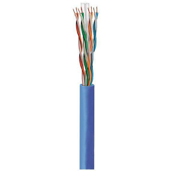 Vextra VC64B Blue CAT-6 Cable, 1,000ft